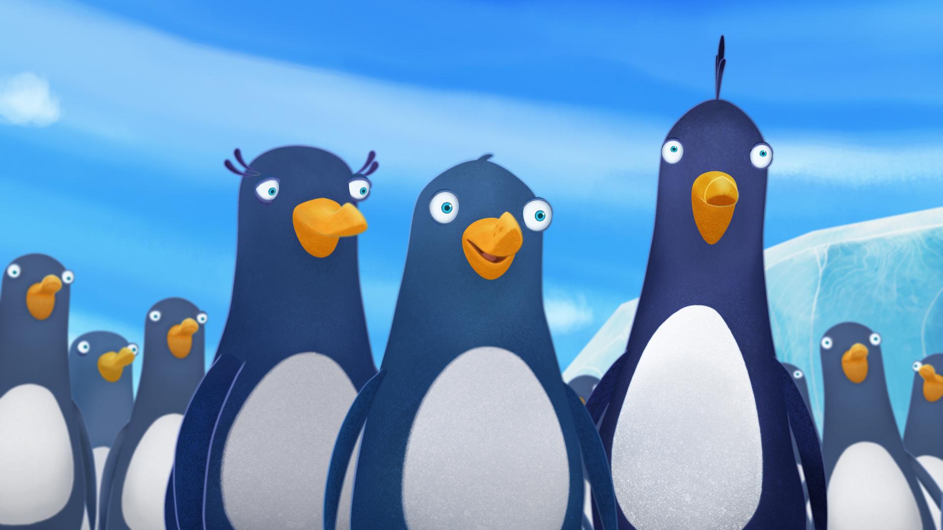 Film jasper pingouin explorateur distributions jmh - Jasper le pingouin ...